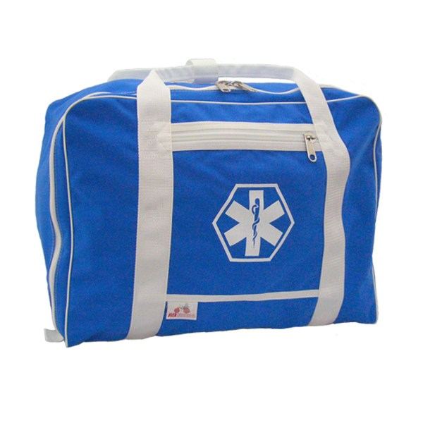 TURN OUT GEAR BAG #200BS  ROYAL BLUE WITH STAR OF LIFE