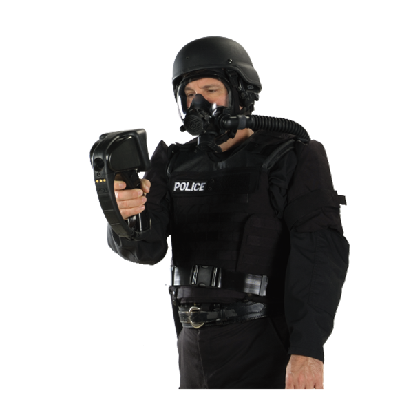 Responder CBRN PAPR ( Powered Air-Purifying Respirator)
