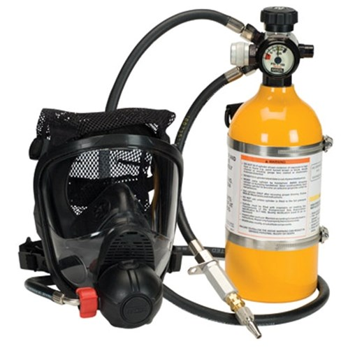 msa-premaire-cadet-escape-supplied-air-respirator-with-cylinder