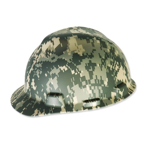 Freedom Series V-Gard Protective Cap - Camouflage