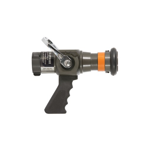 Solid strike nozzle air one equipment