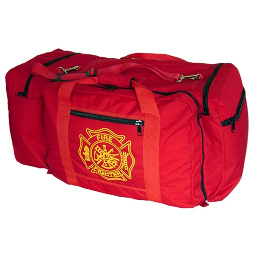 OVERSIZED GEAR BAG WITH MULTIPLE POCKETS