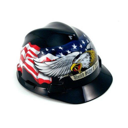 Freedom Series V-Gard Protective Cap - American Eagle