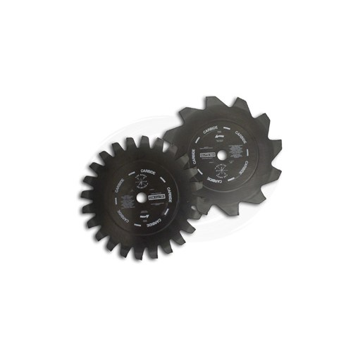 Carbide Tip Saw Blades: (The Chopper)