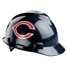 V-Gard Chicago Bears Front Brim NFL Hard Hat