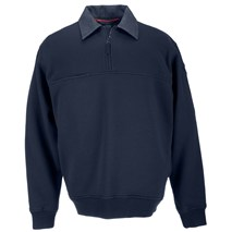 5.11 Tactical: Job Shirt w/ Denim Collar