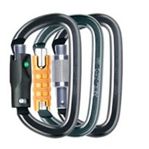 Screw Lock Aluminum Carabiner