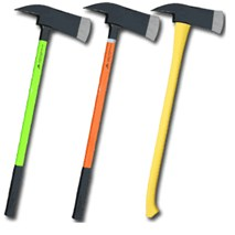 "6# Pick Axe 36"" Handle w/Reflective Tape"