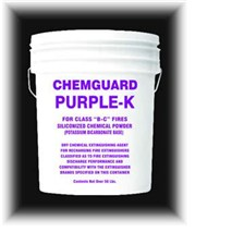 "Purple K ""PK"" Dry Chemical Powder"